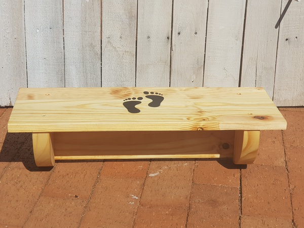 Balance board (weight 2134g) picture