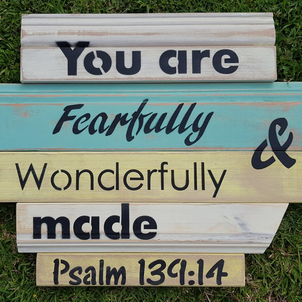 Psalm 139:14 picture