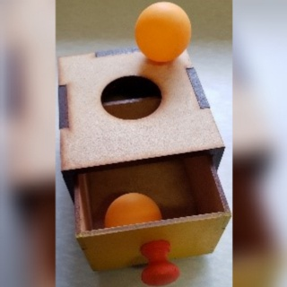 Ball box (weight 275g) picture
