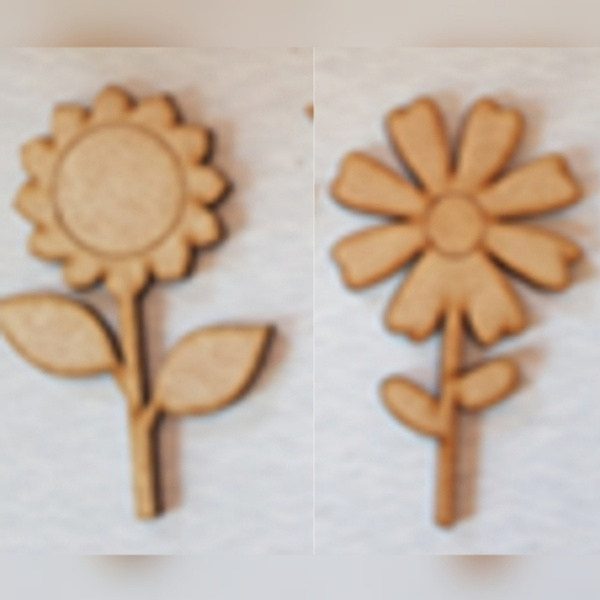 Good manner flowers (set of 2) (weight 40g) picture