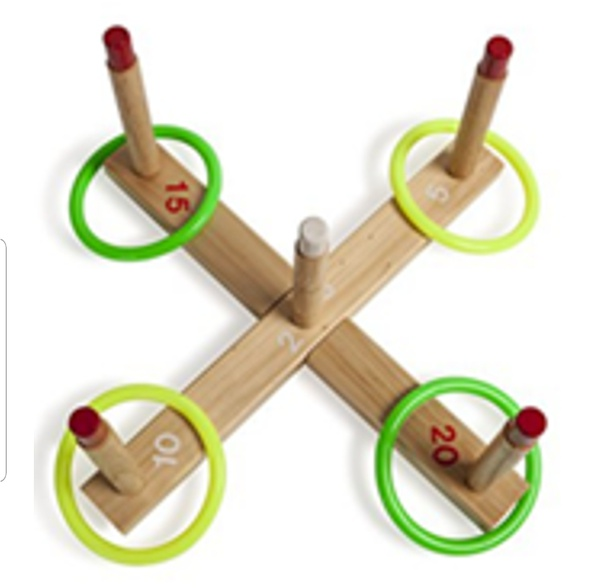 Ring toss set (weight g) picture