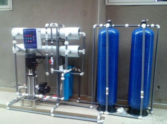 PORTABLE WATER TREATMENT PLANTS picture