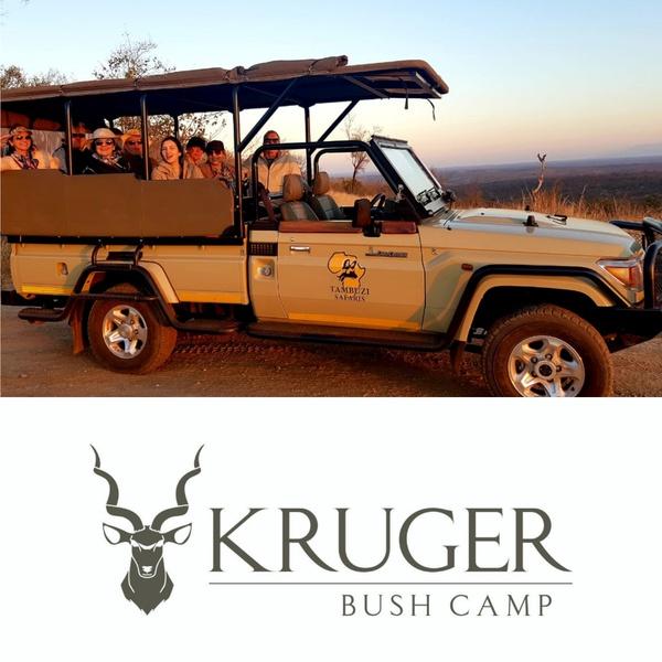 Kruger national park safari 5 - 10 people picture