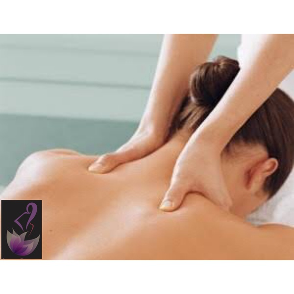 Back, Neck Shoulder Massage picture