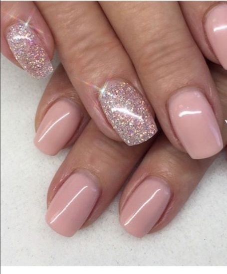 Mani and Pedi Gel Polish picture