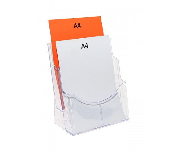 A4 flyer holder picture