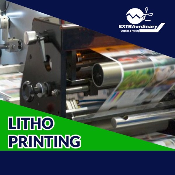 Litho Printing picture