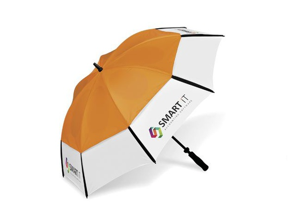 Branded umbrella picture