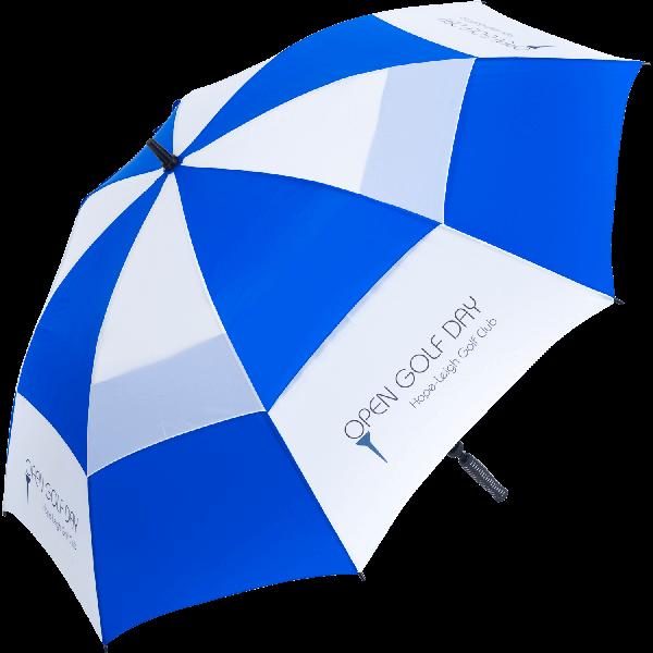 Branded umbrella picture