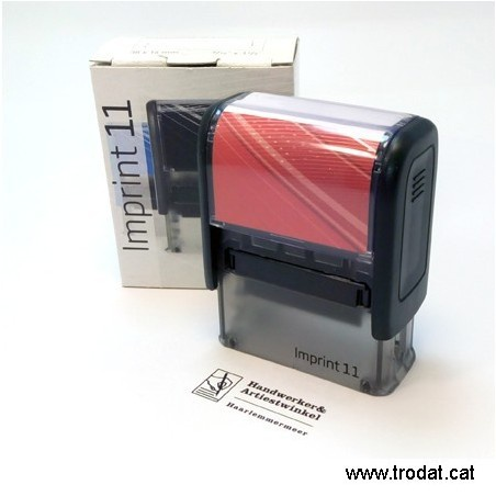 Imprint 11 stamp picture