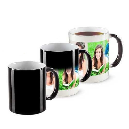 Magic mug picture