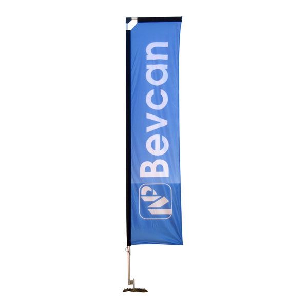 3 meters telescopic flag picture