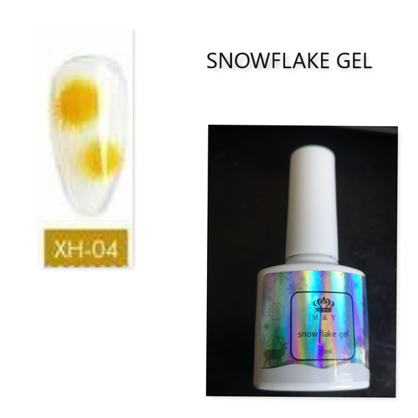 Snowflake gel 10ml no 4 picture