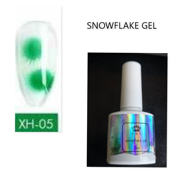 Snowflake gel 10ml no 5 picture