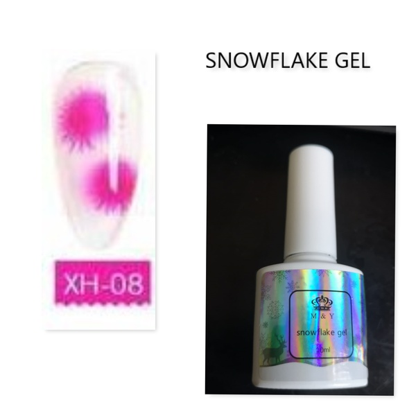 Snowflake gel 10ml no 8 picture