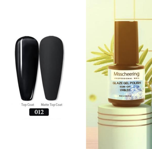 Misscheering 8 ml glaze gel polish - 012 picture
