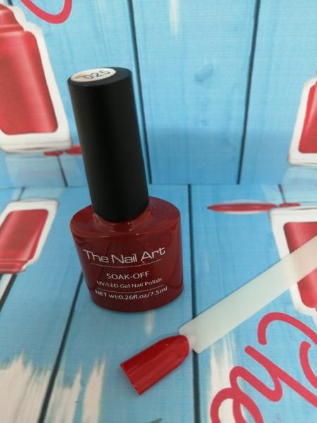 The nail art 7 , 5 ml uv/led gel polish - 025 picture