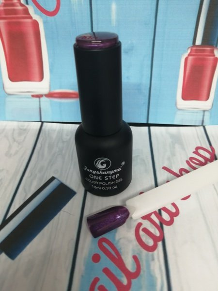 Fengshangmei 10 ml one step gel polish non wipe - no 044 picture