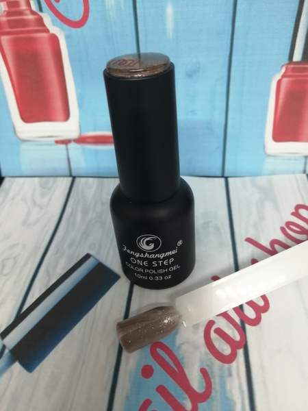 Fengshangmei 10 ml one step gel polish non wipe - no 047 picture