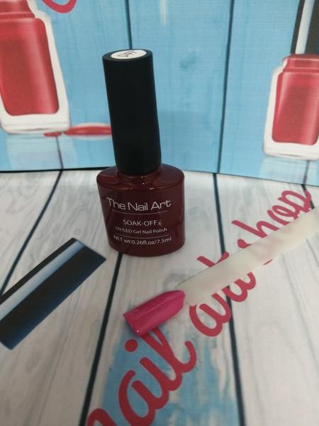 The nail art 7 , 5 ml uv/led gel polish - 047 picture