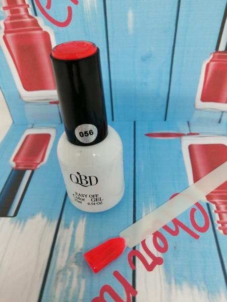 Qbd 15 ml gel nail polish - 056 picture