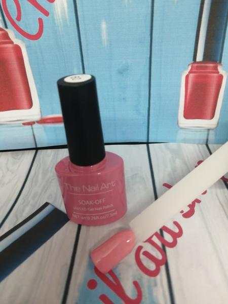 The nail art 7 , 5 ml uv/led gel polish - 08 picture