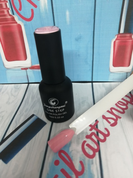 Fengshangmei 10 ml one step gel polish non wipe - no 111 picture