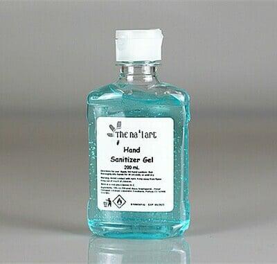 200 ml hand sanitizer gel picture