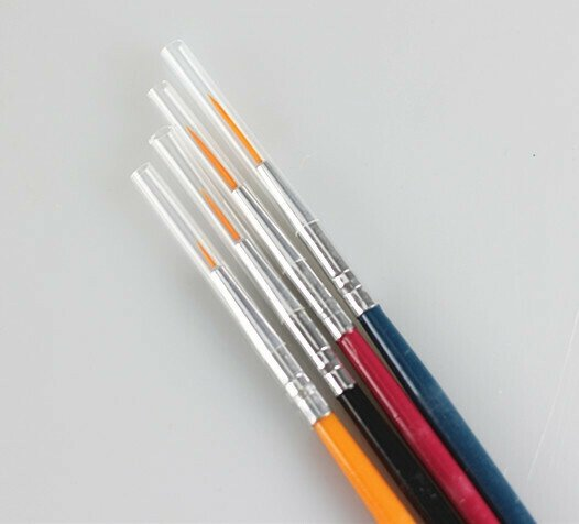 4pcs striping brush picture