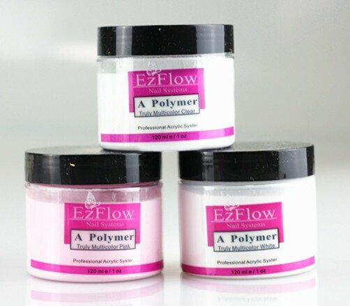 120 g ezflow acrylic powder clear picture