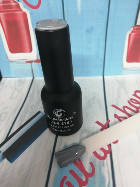 Fengshangmei 10 ml one step gel polish non wipe - no 157 picture