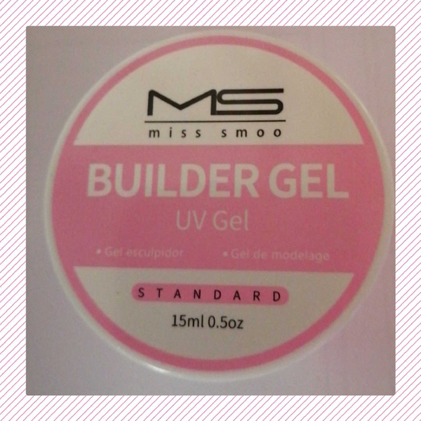 15 ml ms builders gel -clear picture
