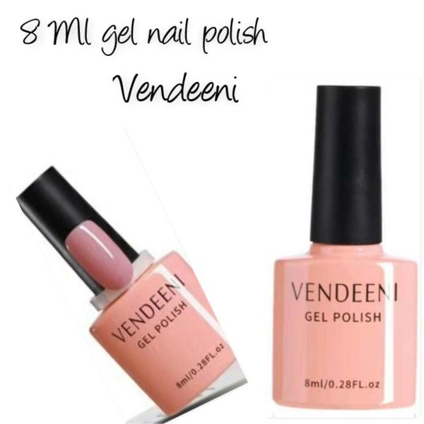 8 ml vendeeni uv/led gel nail polish no 11 picture