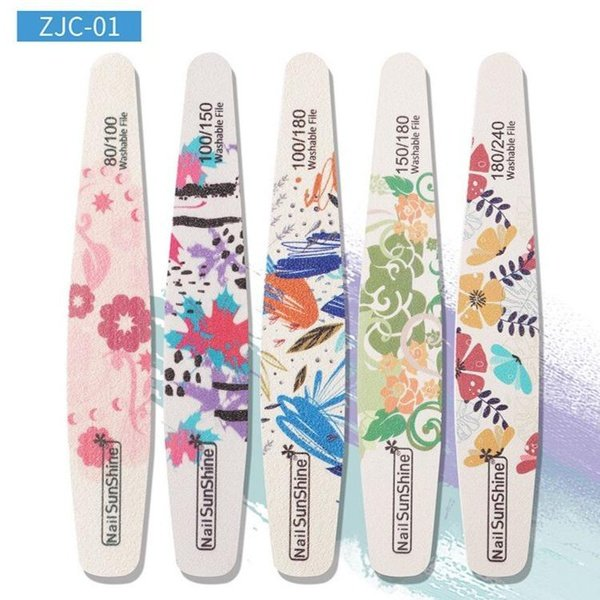Nailsunshine zjc-01 washable filers 100/180 picture