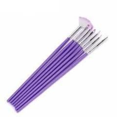 10 pcs manicure brush set picture