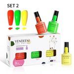 Vendeeni 3pcs/ set 7.5ml gel polish set 2 picture