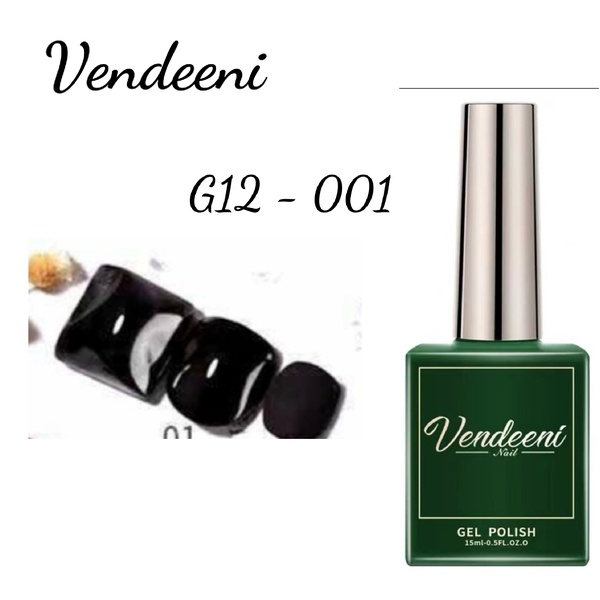 15 ml vendeeni uv led gel polish g-12-no 1 picture