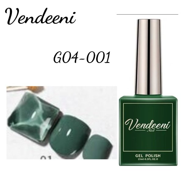 15 ml vendeeni uv led gel nail polish g-04-no 1 picture