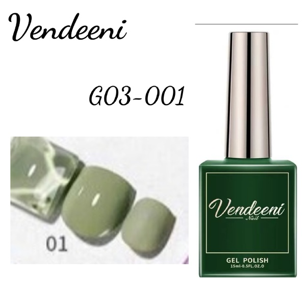 15 ml vendeeni uv led gel nail polish g-03-no 1 picture