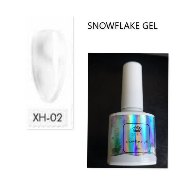 Snowflake gel 10ml no 2 picture