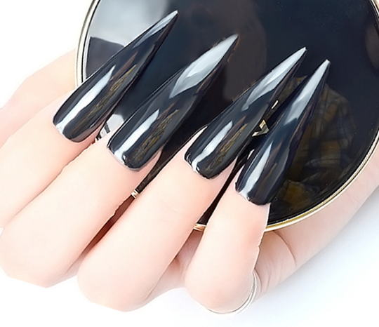 1 g black mirror chrome picture