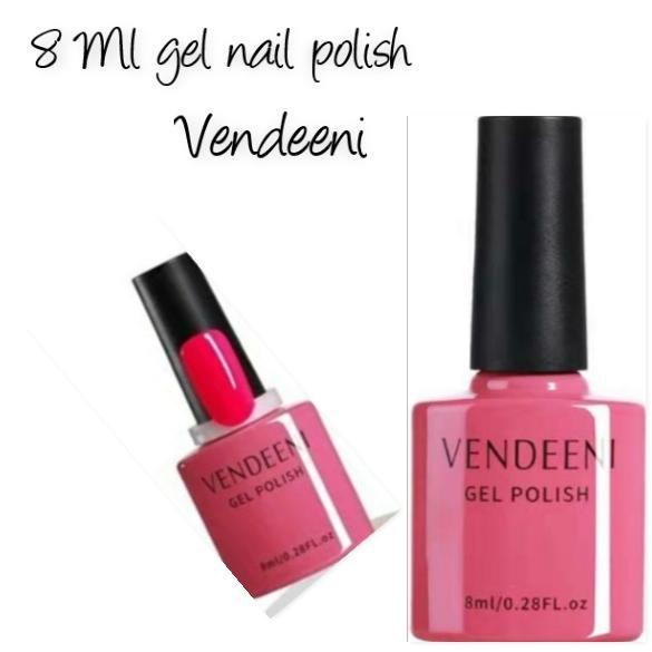 8 ml vendeeni uv/led gel nail polish no 3 picture
