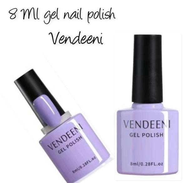 8 ml vendeeni uv/led gel nail polish no 5 picture