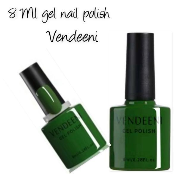 8 ml vendeeni uv/led gel nail polish no 9 picture