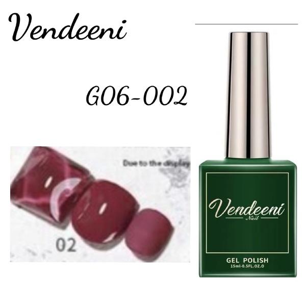 15 ml vendeeni uv led gel nail polish g-06-no 2 picture