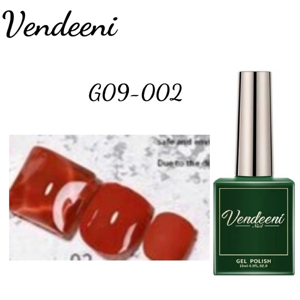 15 ml vendeeni uv led gel nail polish g-09-no 2 picture