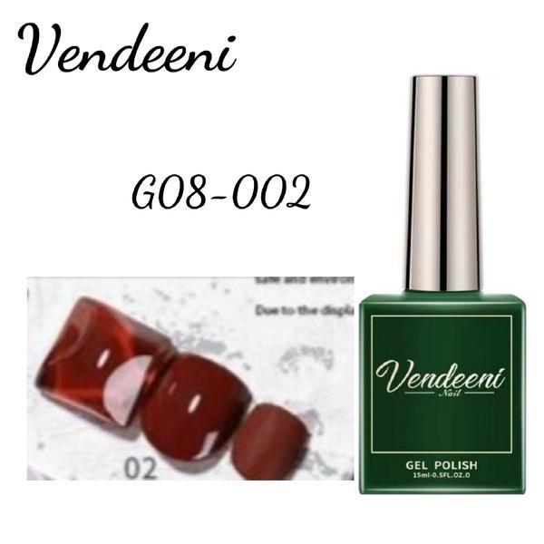 15 ml vendeeni uv led gel nail polish g-08-no 2 picture