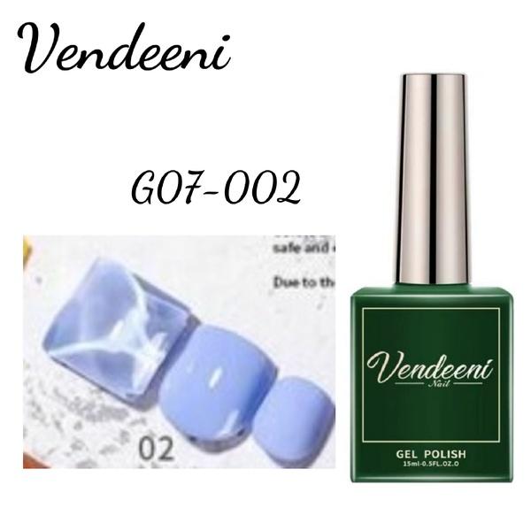 15 ml vendeeni uv led  gel nail polish g7-02 picture