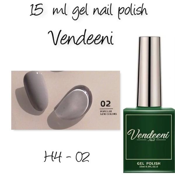 15 ml vendeeni uv led gel nail polish h4-02 picture