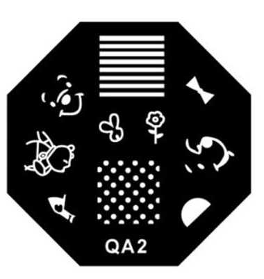 Stamping image plate qa02 picture